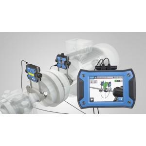 TKSA 31 Лазерный прибор для выверки соосности валов