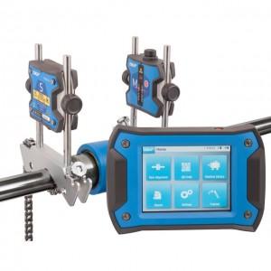 TKSA 41 Лазерная система выверки соосности валов с улучшенными характеристиками