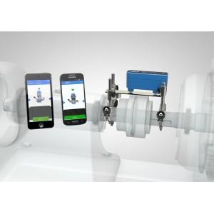 TKSA 11 Простой прибор для выверки соосности валов (без планшета)